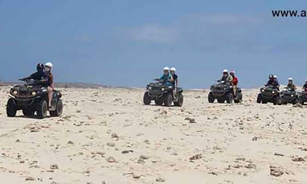 Turismo português para Cabo Verde cai em 2016