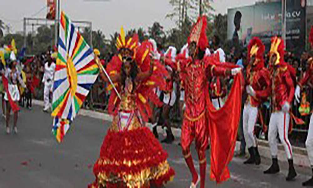 Carnaval na Praia: Vindos d'África é tricampeão