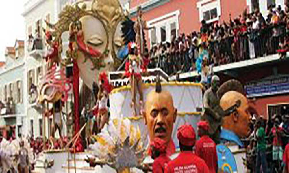São Vicente: Governo vai encomendar estudo sobre o impacto do Carnaval mindelense na economia