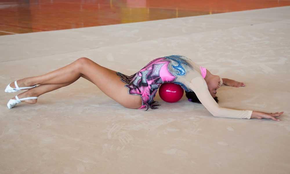 Campeonato do mundo de ginástica rítmica: Eliane Boal representa Cabo Verde