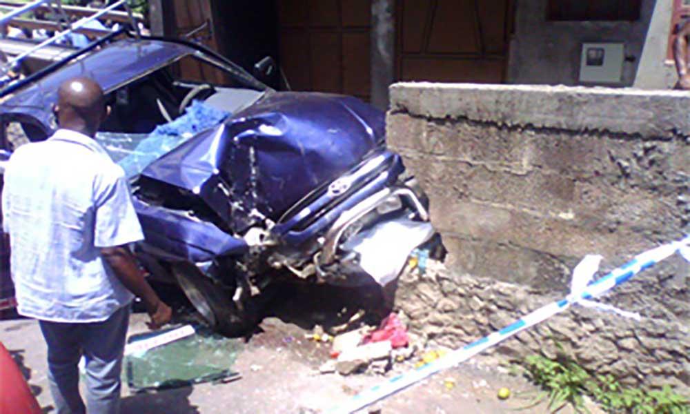 Acidente de viação na estrada de Purgueira mata mulher de 62 anos