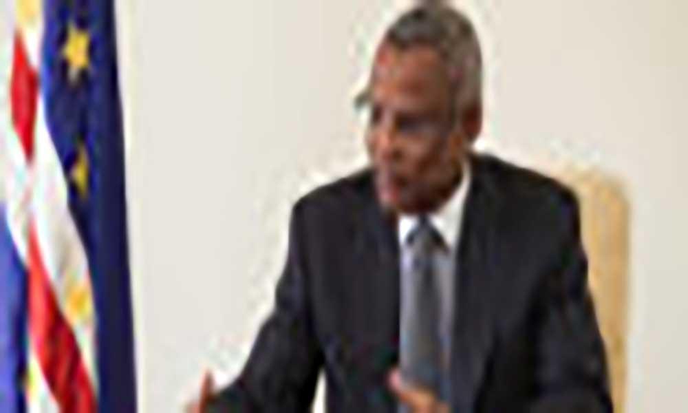 José Maria Neves profere palestra sobre regionalização em Cabo Verde