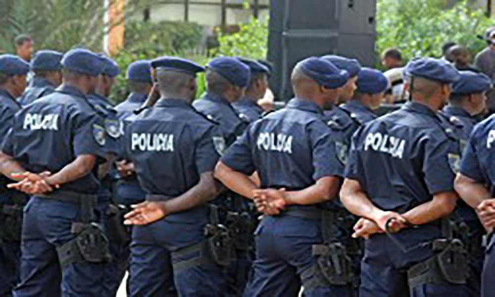 Polícia Nacional suspende greve de três dias
