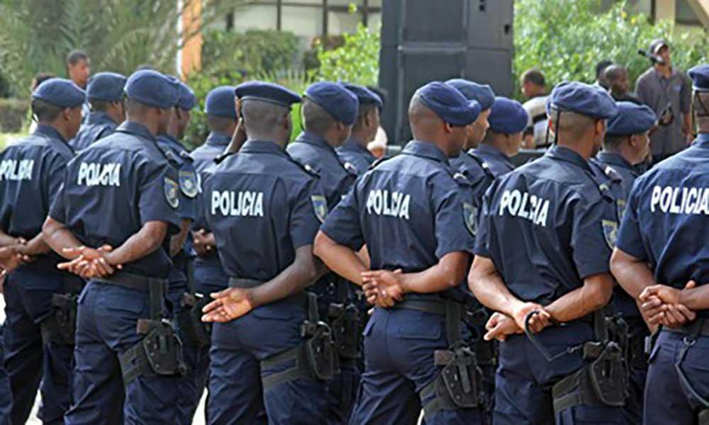 PGR preocupado com caso de polícias suspeitos de assaltos