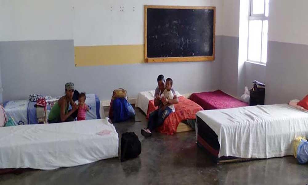 Mindelo: Academia faz campanha por desalojados da erupção no Fogo