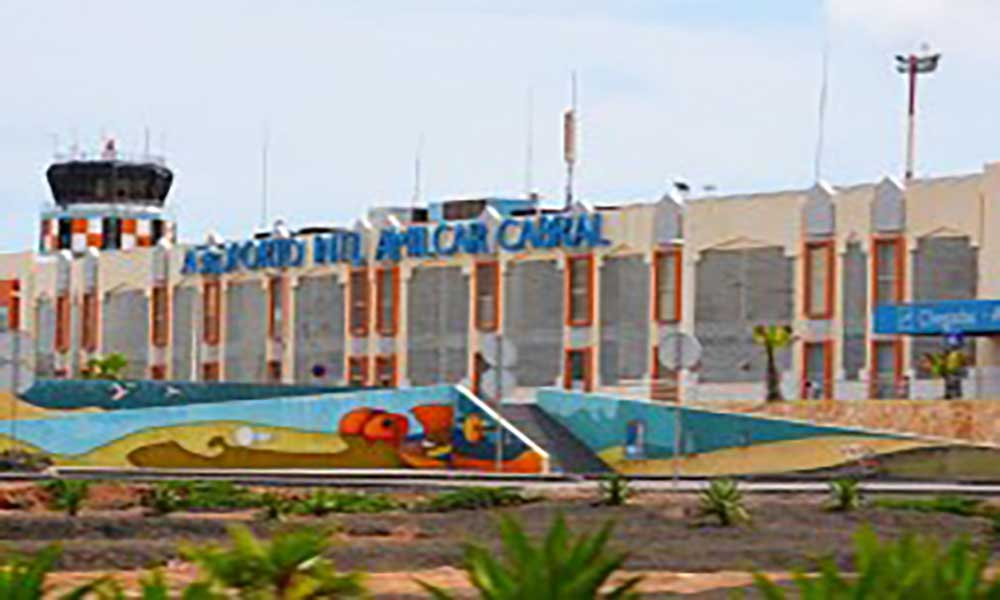 Aeroporto do Sal vai ter Entreposto Postal Aéreo