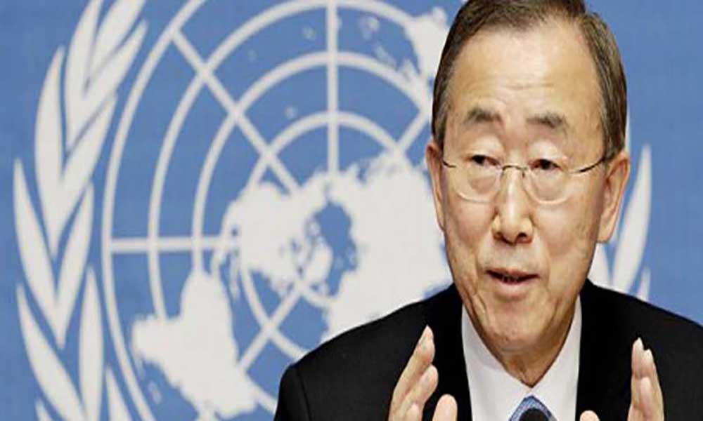 Ban Ki-moon «chocado» com «assassínio brutal» de opositor russo Nemtsov