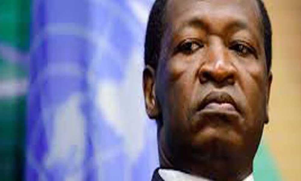 Associação contra corrupção exige congelamento de bens de ex-regime no Burkina Faso