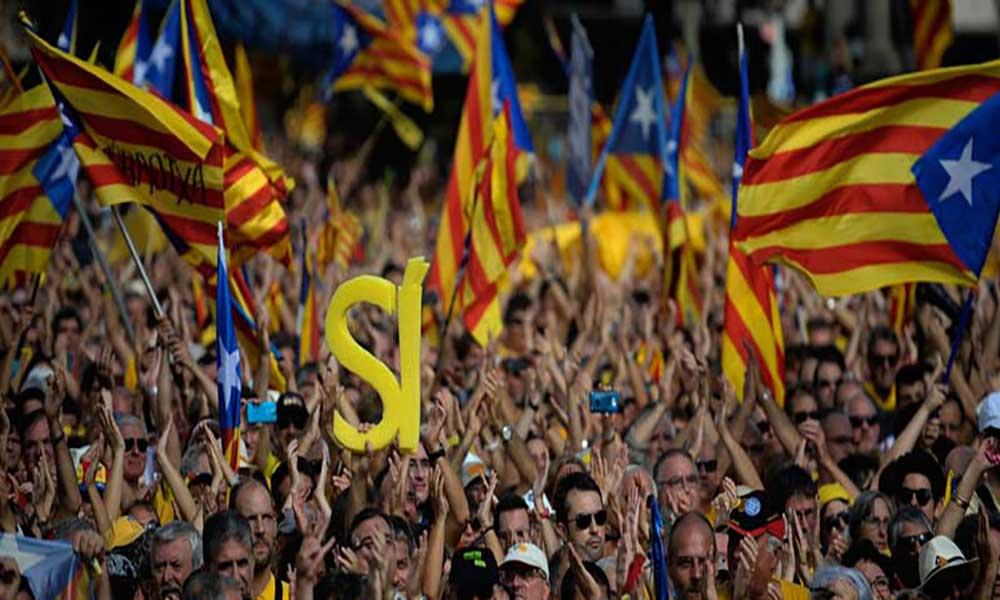 Catalunha: Longas filas em vários pontos da região para poder votar