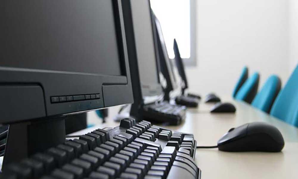 Uni-CV recebe 100 computadores do BICV