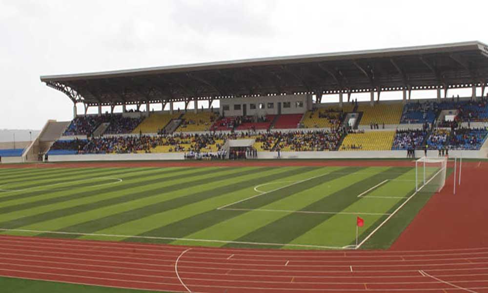 China financia via de acesso ao Estádio Nacional