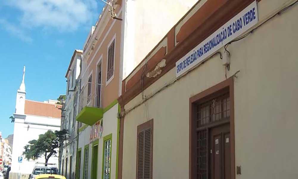 Regionalização: Grupo de Reflexão inaugura sede no Mindelo