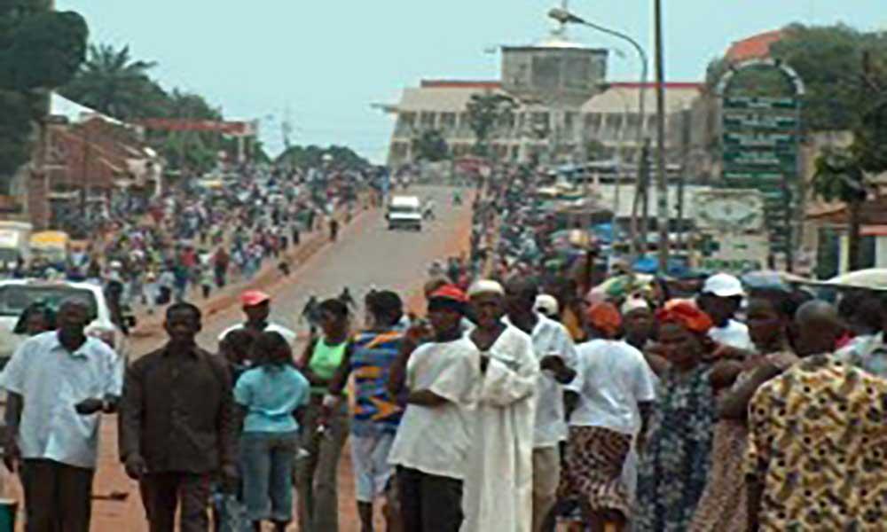 """ONU alerta para """"clima de desconfiança entre atores políticos"""" na Guiné-Bissau"""