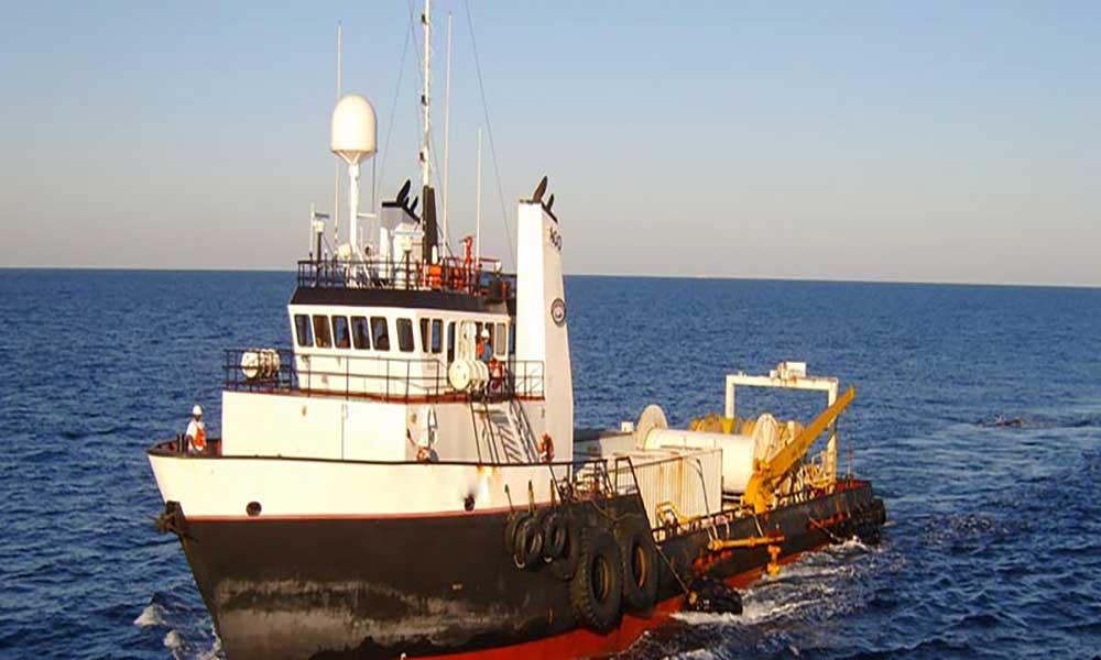 Embarcações provenientes da Serra Leoa de quarentena