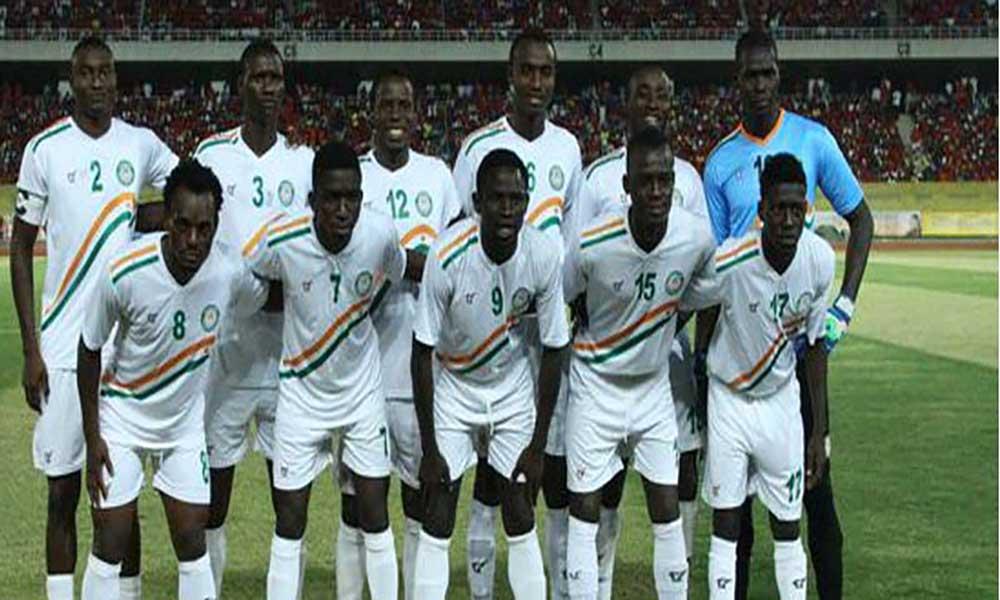 Níger quer continuar a sonhar com o CAN 2015