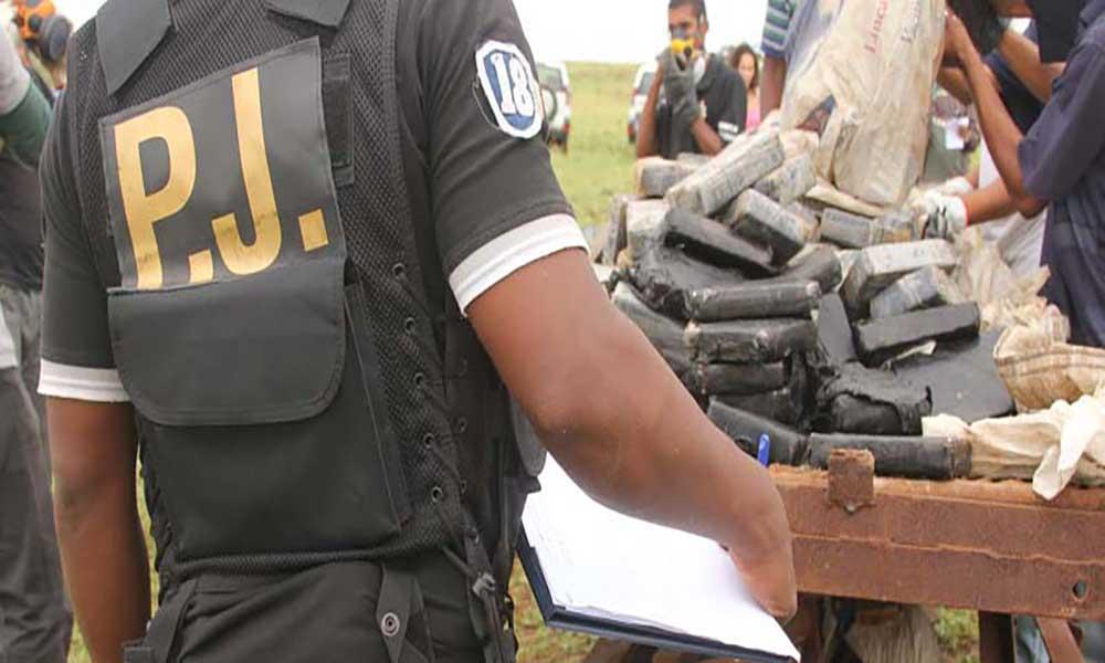PJ apreende grande quantidade de cocaína em São Vicente