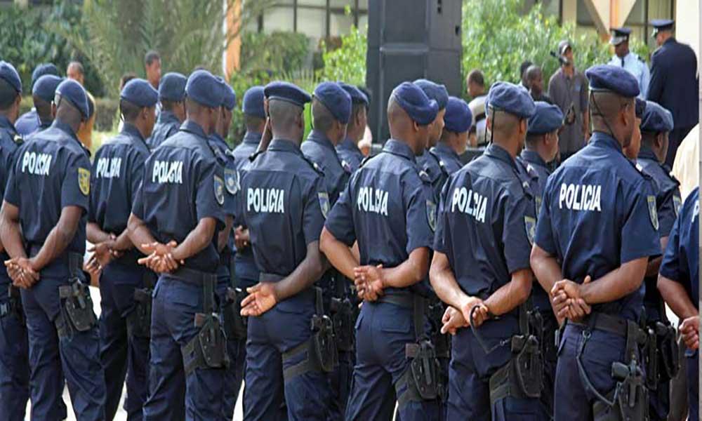 PN de olho nos delinquentes na cidade da Praia
