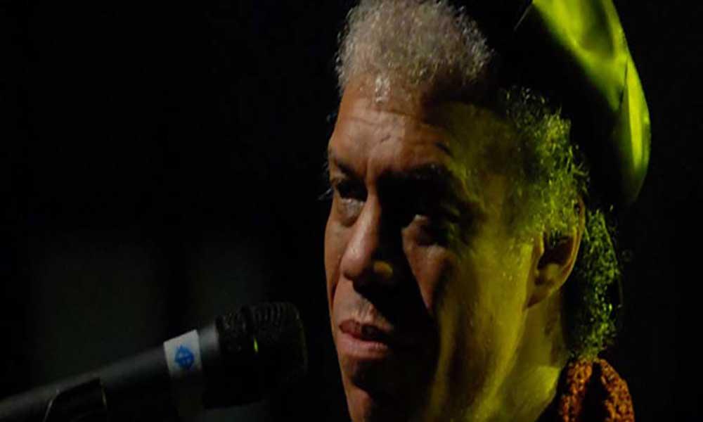 Paulino Vieira actua em São Nicolau a pedido de fãs