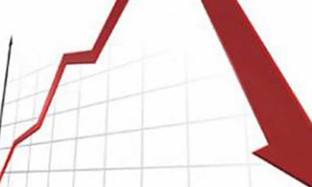 Ritmo de crescimento económico volta a abrandar