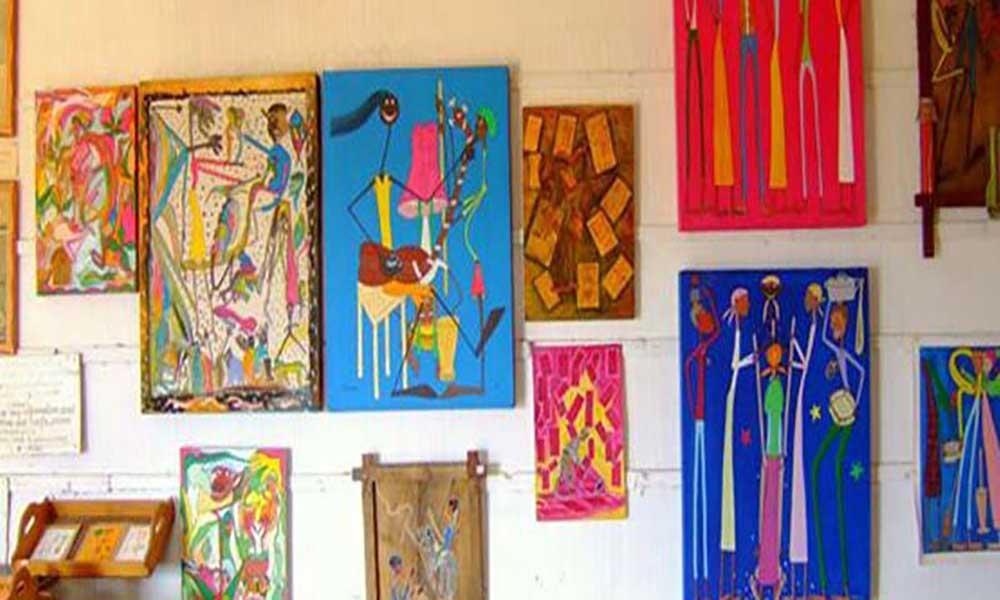 Cem obras dos Rabelados em exposição inédita no Mindelo