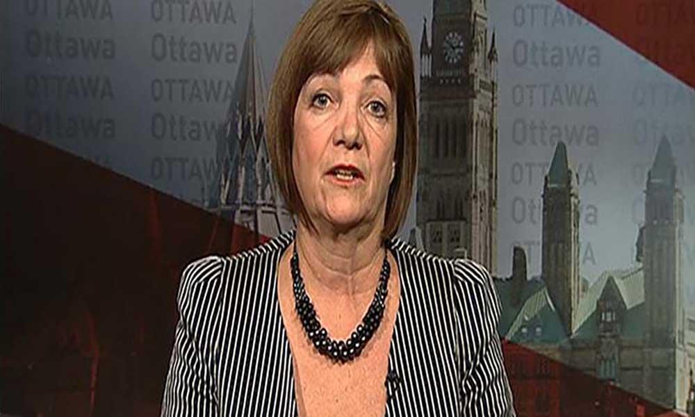 Ex-vice-primeira-ministra do Canadá revela ter sido violada