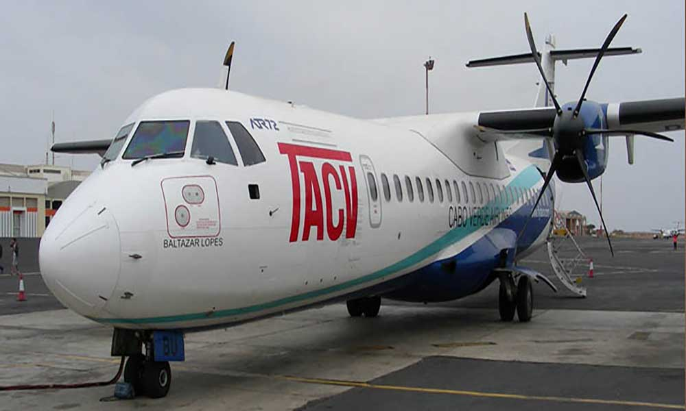 TACV retoma voos para São Vicente e São Nicolau