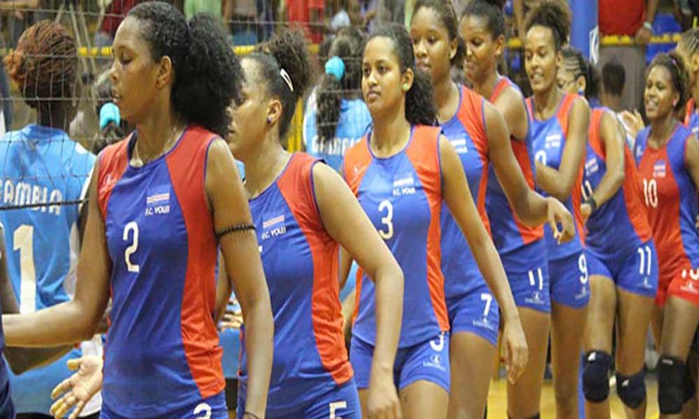 Voleibol: Selecções masculina e feminina de fora do playoff final continental de acesso ao Mundial da China