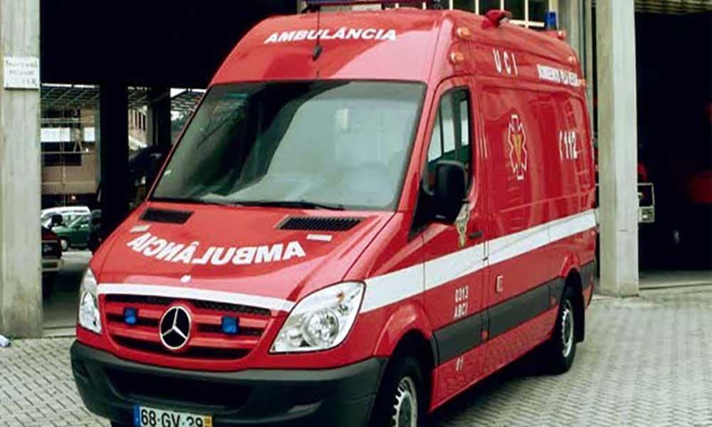 Portugal envia duas ambulâncias para Cabo Verde