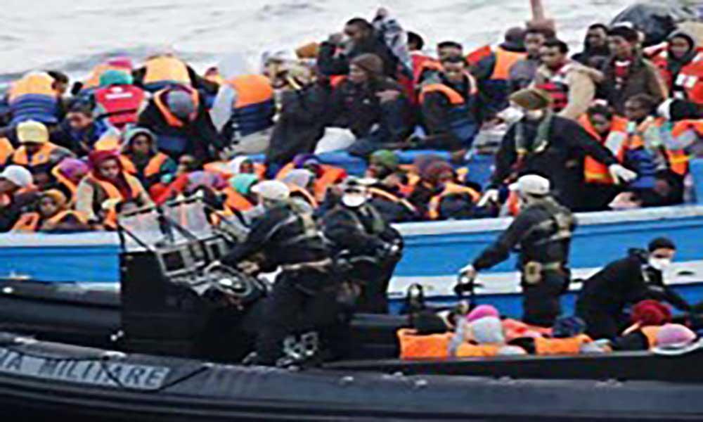 Líbia: UE nega existência de mercadosde migrantes escravos