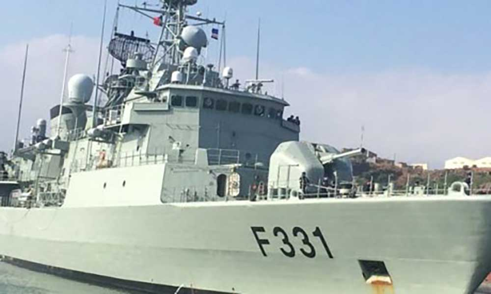 Portugal e Cabo Verde estudam presença naval conjunta mais prolongada na região