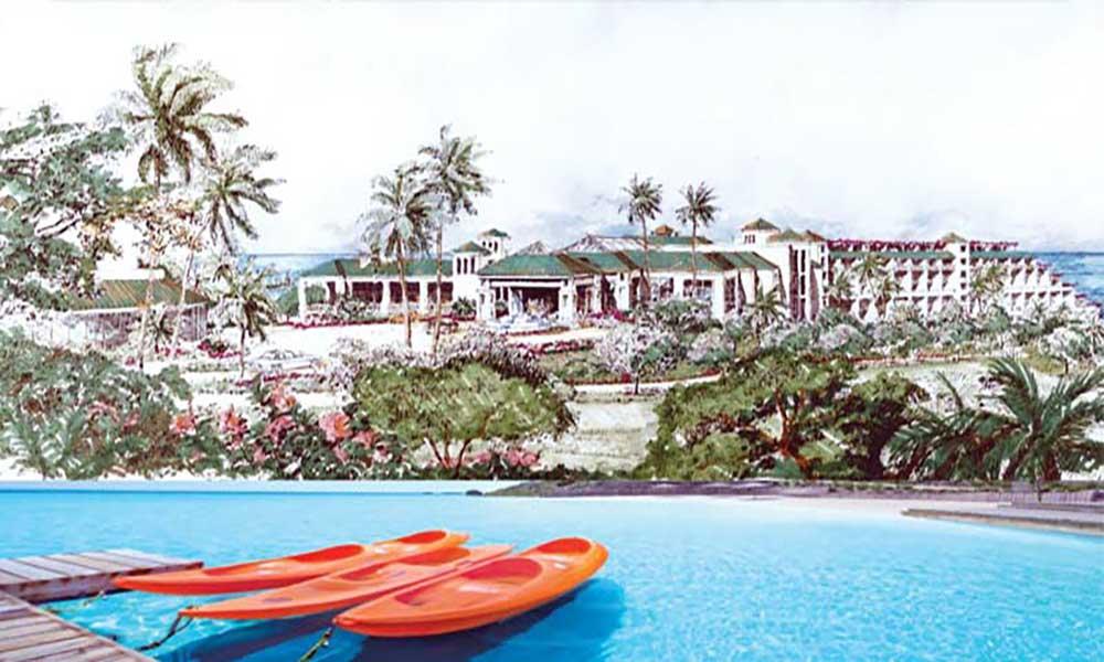 Santiago Golf Resort arranca com Cabo Verde Lagoon Hotel