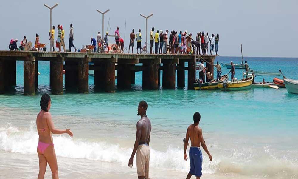 Missão do MCA-Cabo Verde II visita ilha do Sal