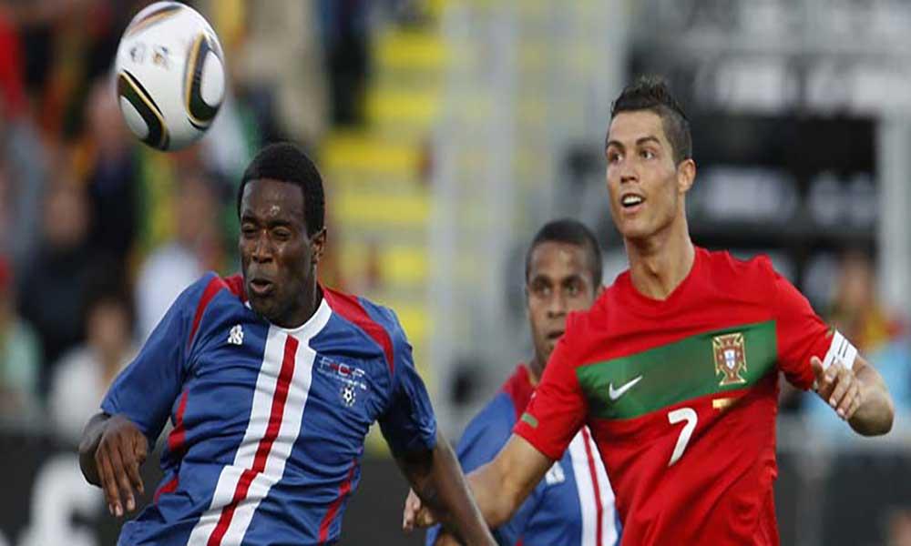 Jogo Portugal – Cabo Verde em solidariedade com deslocados de Chã das Caldeiras