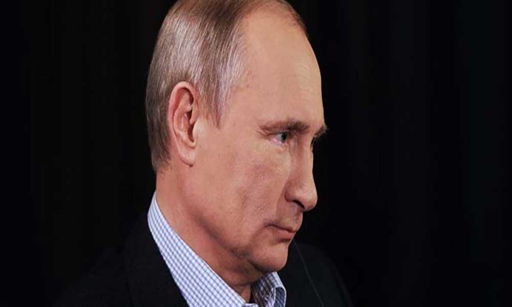 """Putin critica """"ato de agressão contra um Estado soberano"""""""