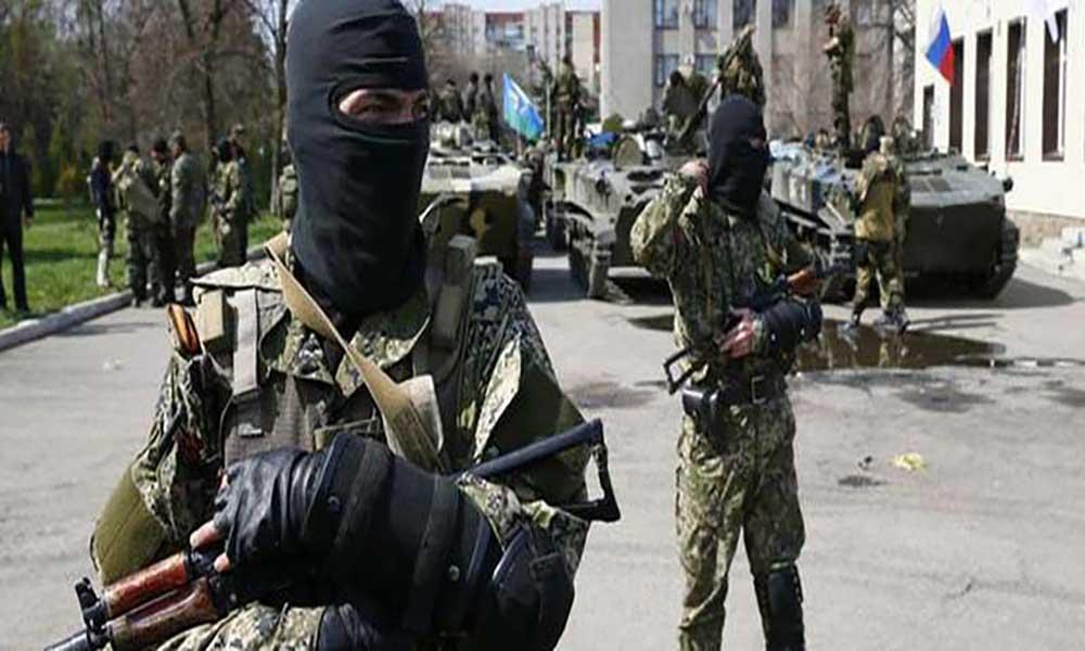 Kiev e pró-russos acordam retirada de armamento da Ucrânia