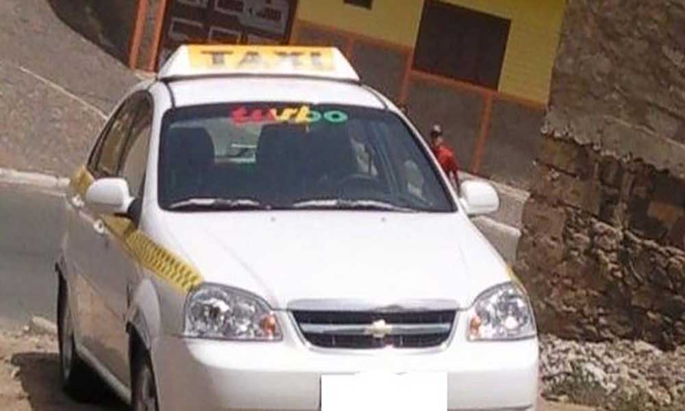 Polícia detém segundo assaltante de taxista