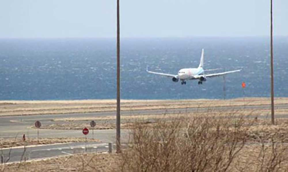 Movimento de passageiros nos aeroportos de Cabo Verde cresceu 11,5% em 2016