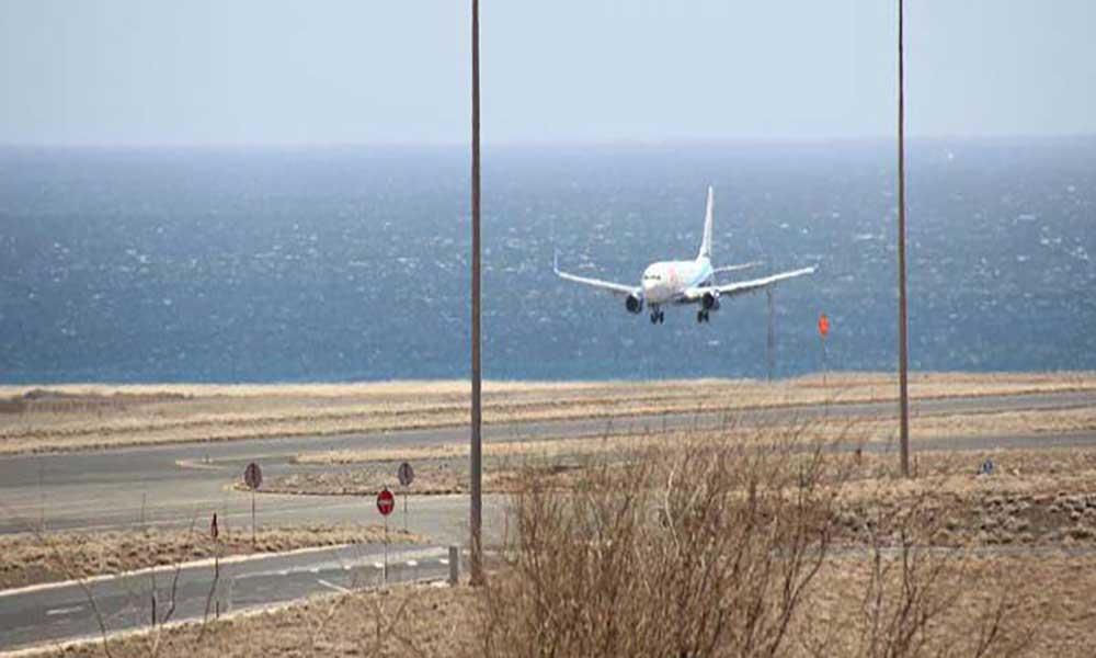 Aumenta o movimento de passageiros nos aeroportos nacionais