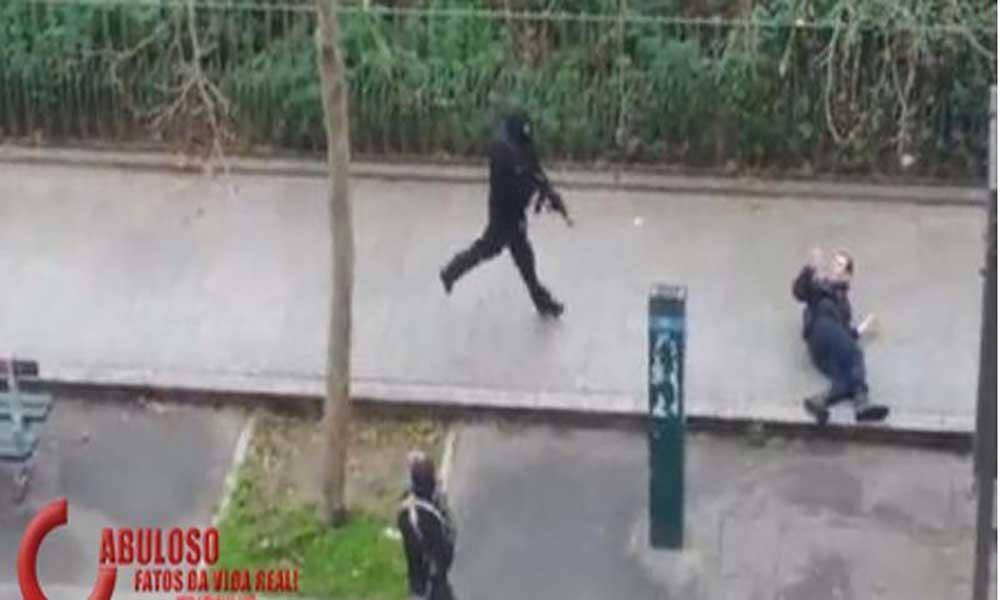 Paris/Atentado: Autoridades efetuaram várias detenções