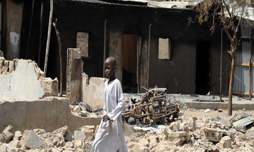 Os três dias de terror de um sobrevivente ao massacre do Boko Haram