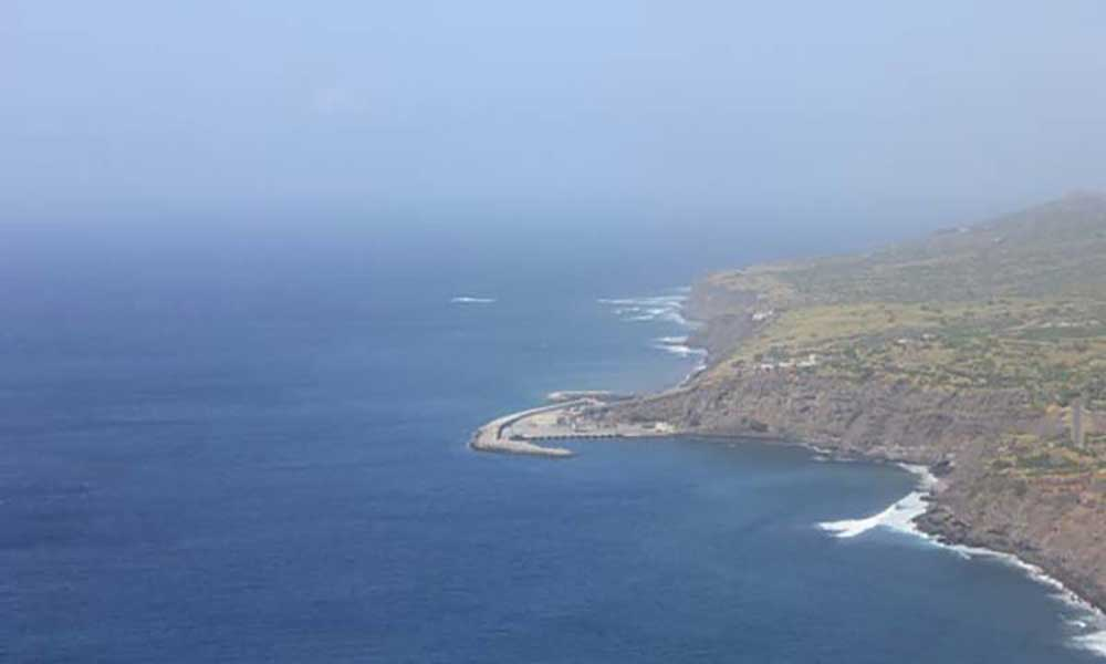 Fogo: Obras na estrada interrompem circulação entre São Filipe e Mosteiros via norte