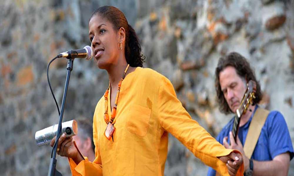 Gabriela Mendes presente no Lugano Estival Jazz