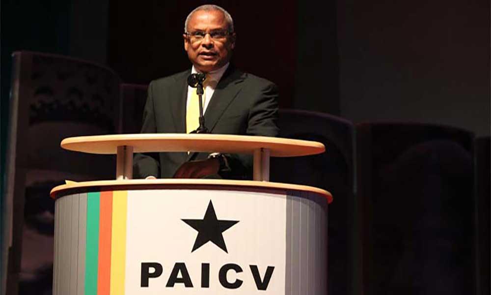 José Maria Neves pede união e coesão na hora da despedida da liderança do PAICV