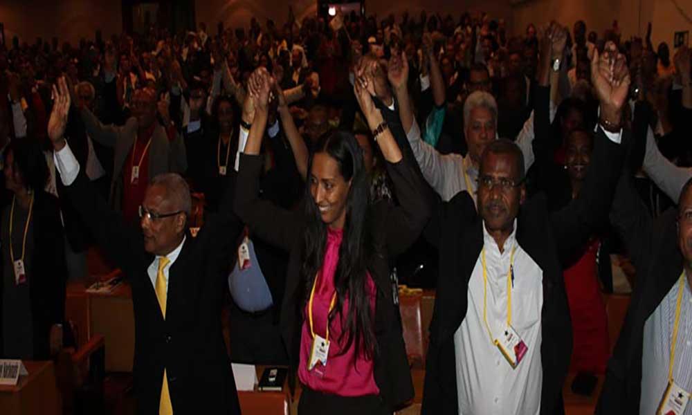 Nova presidente do PAICV promete trabalho para vencer eleições de 2016