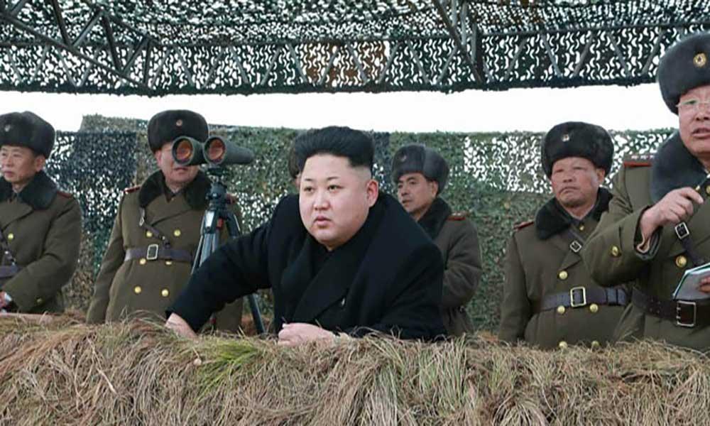 """Líder norte-coreano fala de """"cães raivosos"""" após comentários de Obama"""