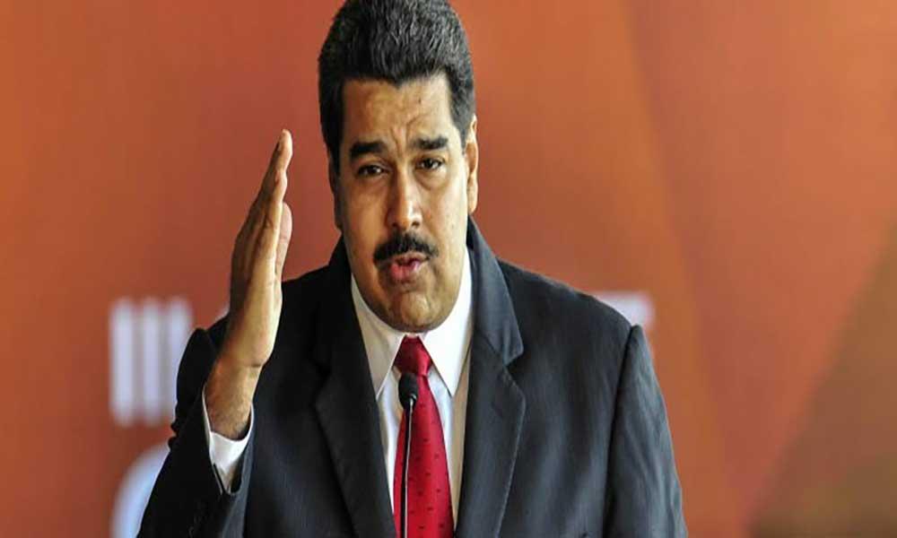 Presidente da Venezuela acusa EUA de conspirarem para derrubar Governo