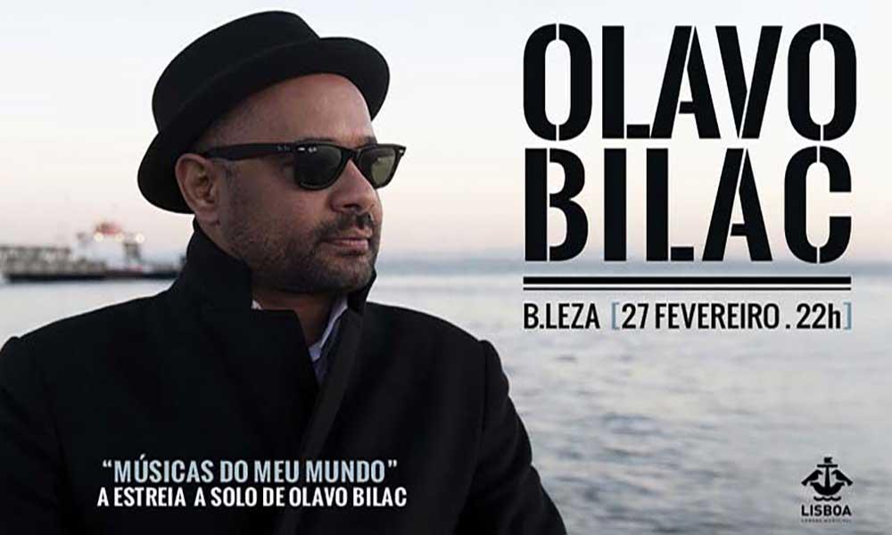 Olavo Bilac volta-se para Cabo Verde