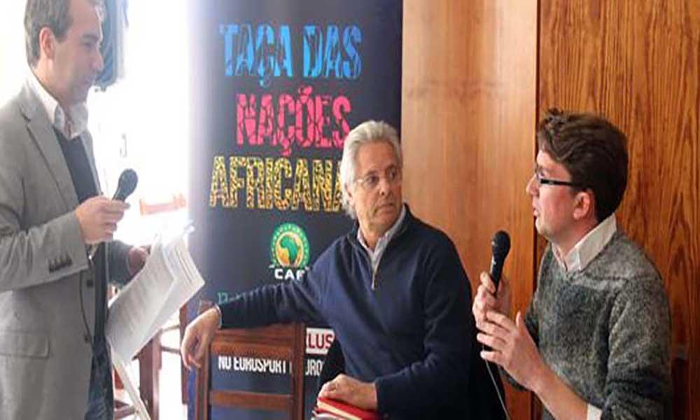 «Grupo de Cabo Verde no CAN é muito equilibrado» – Olivier Bonamici, comentador do canal Eurosport