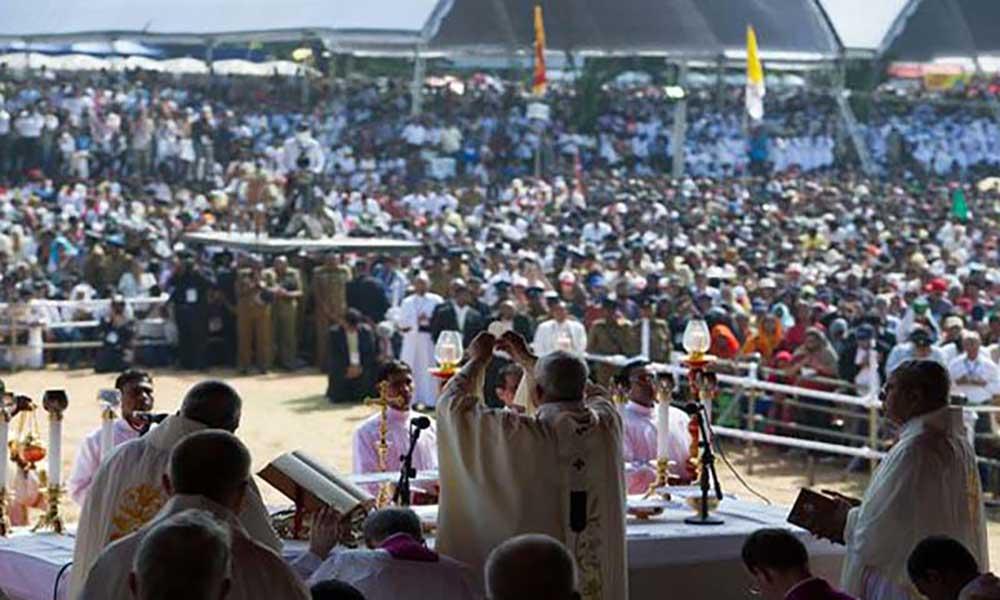 Papa canonizou Joseph Vaz pelo que fez «ao serviço da paz»