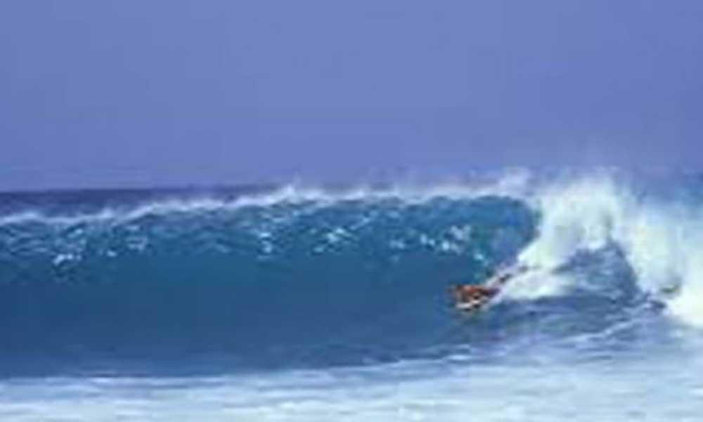 Praia de Ponta Preta acolhe final de Europeu de Surf